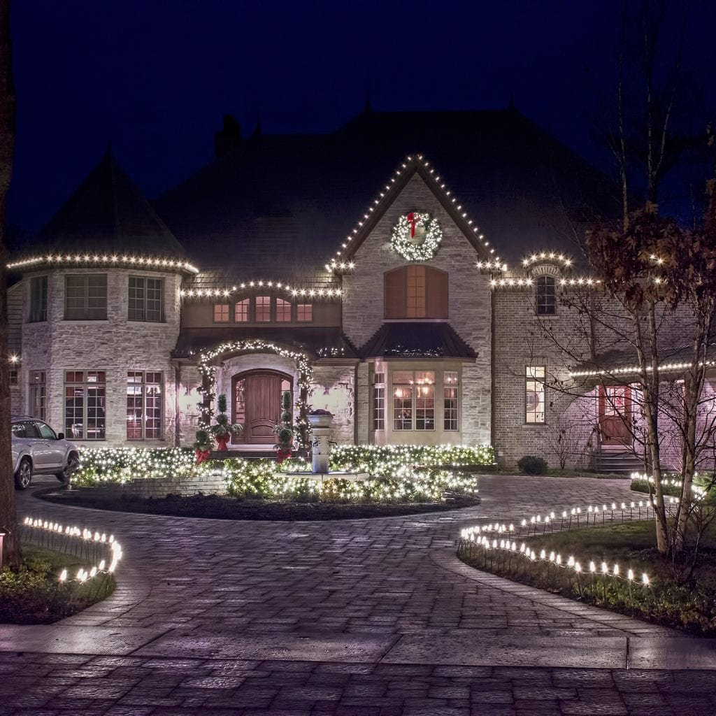 Holiday Lighting Installation In Chicago