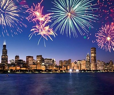 Navy Pier Fireworks, Labor Day, Illinois, Traditions, Summer, Family, Christmas Lights Installation, Chicago, Suburbs, It's A Wonderful Light